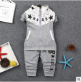 2016 new spring/autumn baby Boy clothing set boys sports suit set children outfits girls tracksuit kids causal 2pcs clothes set