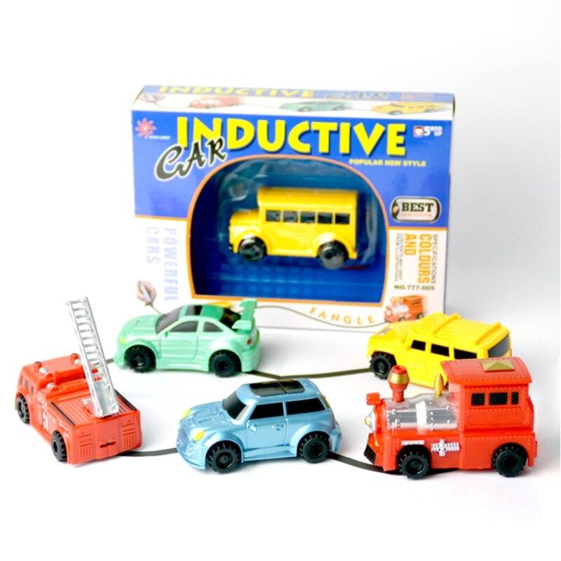 Мини ручка Индуктивный электрический игрушечный автомобиль отличный подарок для kids-M15
