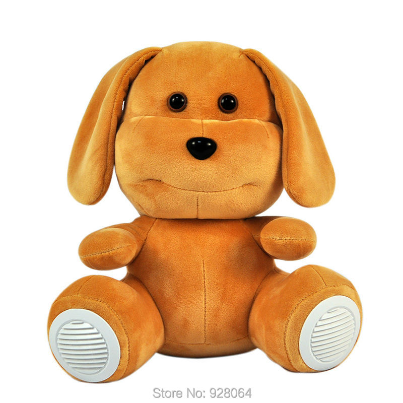 2017 new Cute dog plush toys early education machine/newborn story machine girl baby toys for children sound toy education toys super cute plush toy dog doll as a christmas gift for children s home decoration 20