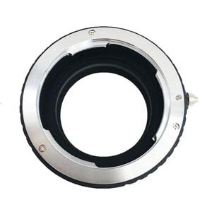 Image 2 - NEWYI PK LM ペンタックス Pk K レンズ L eica ML/M M9 M8 M7 M6 & TECHART LM EA 7 カメラレンズリングアクセサリー
