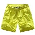 -Secagem rápida dos homens calções calções capris moda shorts da praia de alta qualidade calções masculinos casuais Frete Grátis