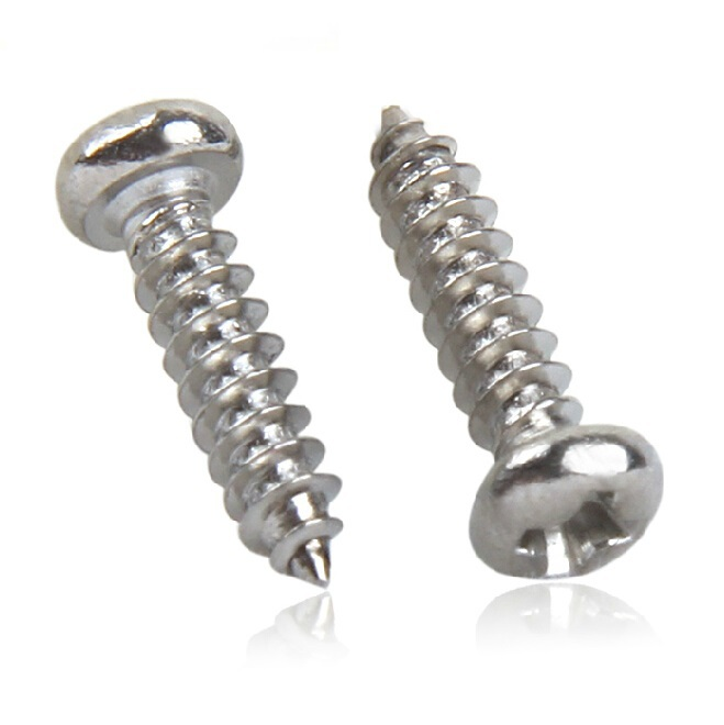 <font><b>M3</b></font> <font><b>x</b></font> <font><b>10mm</b></font> SUS304 stainless steel Philips Head Self-tapping <font><b>Screws</b></font> different sizes in stock 100pcs image