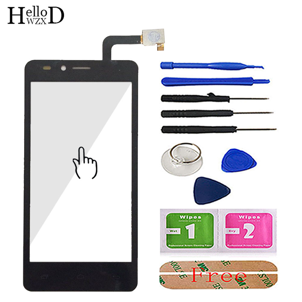 Mobile Phone Touch Glass TouchScreen For MTC Smart Sprint 4G Touch Screen Glass Digitizer Panel Lens Sensor Free Adhesive image