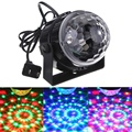 Мини Кристалл Magic Ball Led Освещение Сцены Эффект RGB DJ Light Бар Партия LED Свет Диско-Клуб 100-240 В US Plug