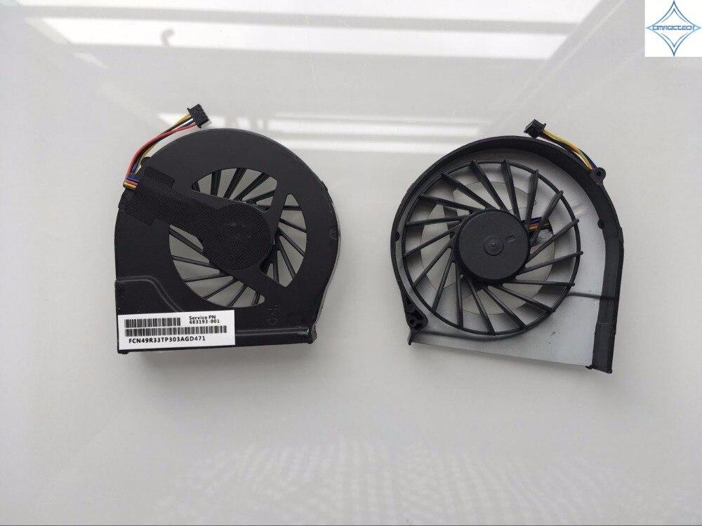 オリジナル新しいhp g7 2000 g4 2000 g6 2000 683193 001 kipo 055417R1S far3300epa DFS531205MC0T FB5S 4pinノートパソコンのcpu冷却ファン  グループ上の パソコン & オフィス からの ファン & 冷却 の中 1