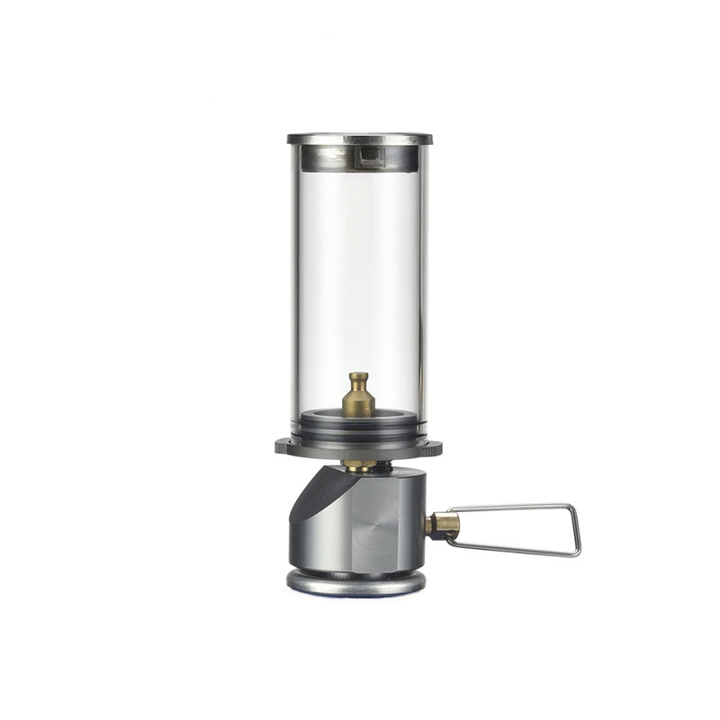BRS Dreamlike Candle Lamp Mini Hanging Candle Lamp Gas Burer Outdoor Camping Gas Lighting BRS-55