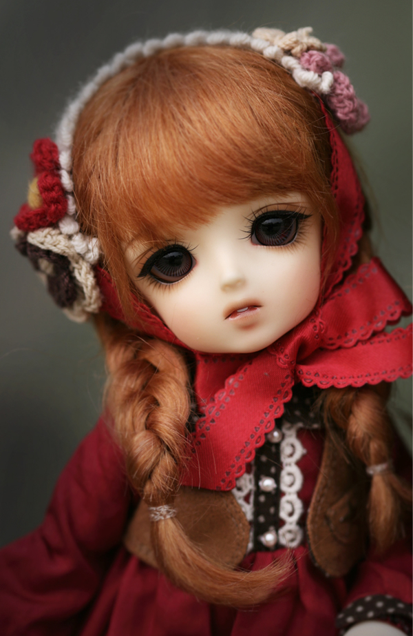 1/6 scale BJD lovely kid sweet cute girl CROBI Resin figure doll DIY Model Toys.Not included Clothes,shoes,wig