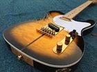 High quality Merle Haggard signature TL electric guitar Tuff Dog electric guitar ,korean made tuning