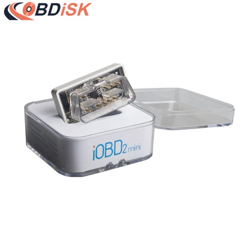 Цена за 100% первоначально Xtool iOBD2 Mini Bluetooth OBD2 код сканер работа на Android/IOS лучше, чем Elm327 diagnosti инструментов Доставка