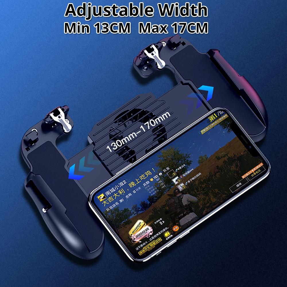 gamepad adjustable width
