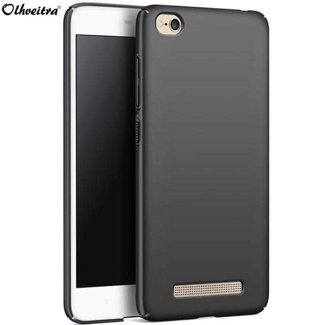 quality design 4151d 3f628 US $2.51 |Original Case For Xiaomi Redmi 4A Back Cover 360 Full Body Hard  PC Coque Protection Fundas Phone Cases For Xiaomi Redmi 4A Case-in Fitted  ...