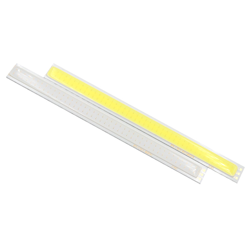 Lâmpadas Led e Tubos chip de branco laranja vermelho Product Name : Double Color Led Cob Strip Bar Lights