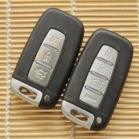 DAKATU OEM Smart Remote key Keyless Entry Fob 3/4 Button for Kia Soul New Sportage K2 K5 Smart Card With ID46 Chip 433MHZ