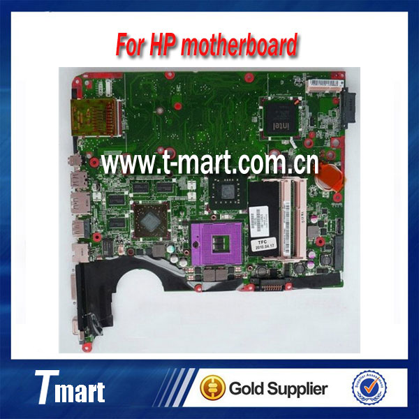 ФОТО 100% working Laptop Motherboard for HP 578377-001 DV6 DV6-1000 System Board fully tested