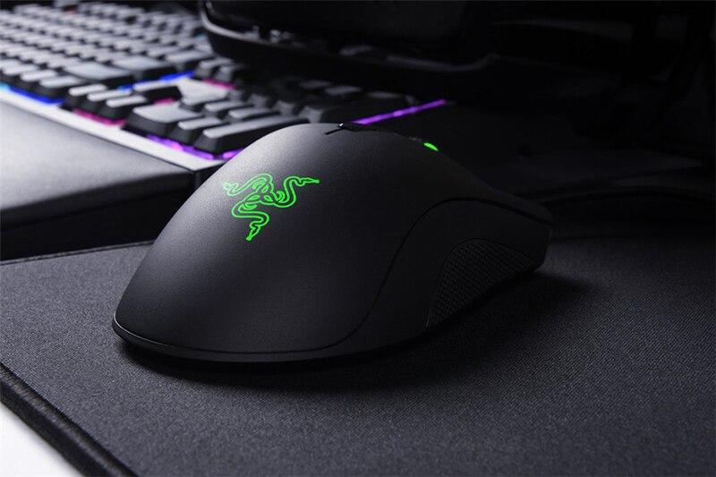 Razer эргономичная eSports мышь 9