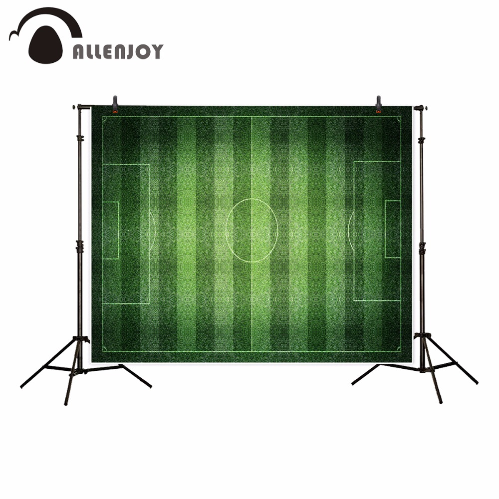Allenjoy Sports stadium photography backdrop football stripes grass playground new background photobooth photocall photo studio allenjoy photography backdrop library books student child newborn photo studio photocall background original design