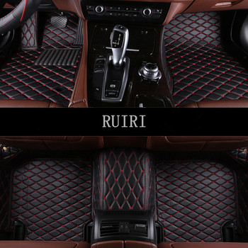 High quality & Free shipping! Custom special floor mats for Peugeot 508 2017-2011 wear-resisting waterproof carpets for 508 2015