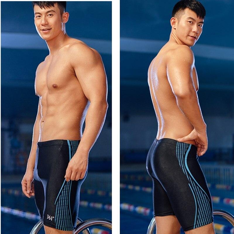44866a5d4001dc 361 Plus Size Men Swim Wear Pool Trunks for Swimming Men Swim Shorts Male  Swim Pants Brief Boy Swimsuit Men Bathers M 4XL Jammer-in Men's Trunks from  Sports ...