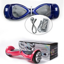 "2016 New 6.5"" portable Hoverboard Two Wheels Smart Self Balance Scooter with Carrying Handle Samsung Battery Electric Scooter"