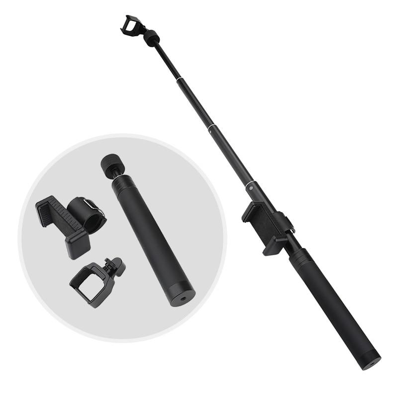 DJI Osmo caméra de poche à main cardan stabilisé bâton de Selfie étendu avec support de cardan Clip de téléphone accessoires de poche Osmo