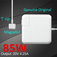 100% High Quality Original OEM 85W Laptop MagSaf* 2 Power Adapter Charger For Apple Macbook Pro Retina 15'' 17'' A1398 A1424
