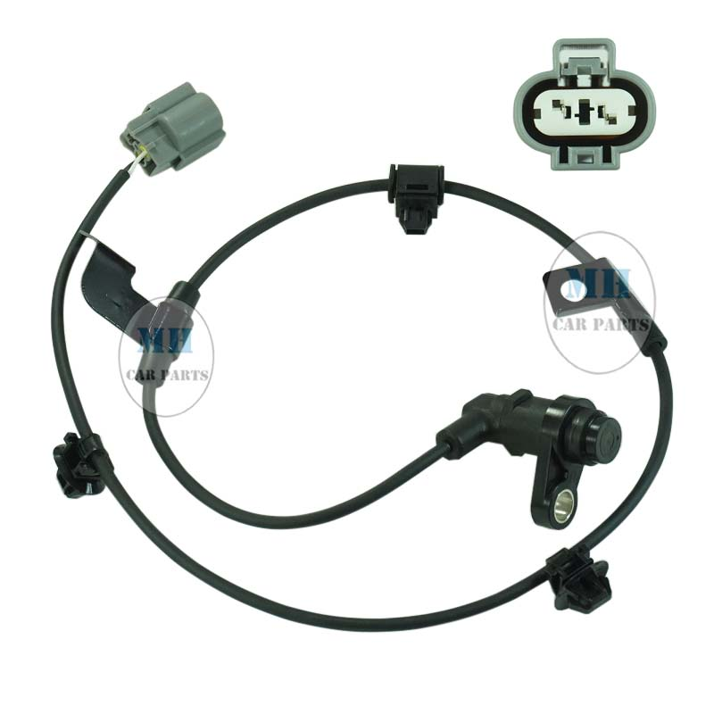 4670A598 New ABS Wheel Speed Sensor Rear Right for Mitsubishi