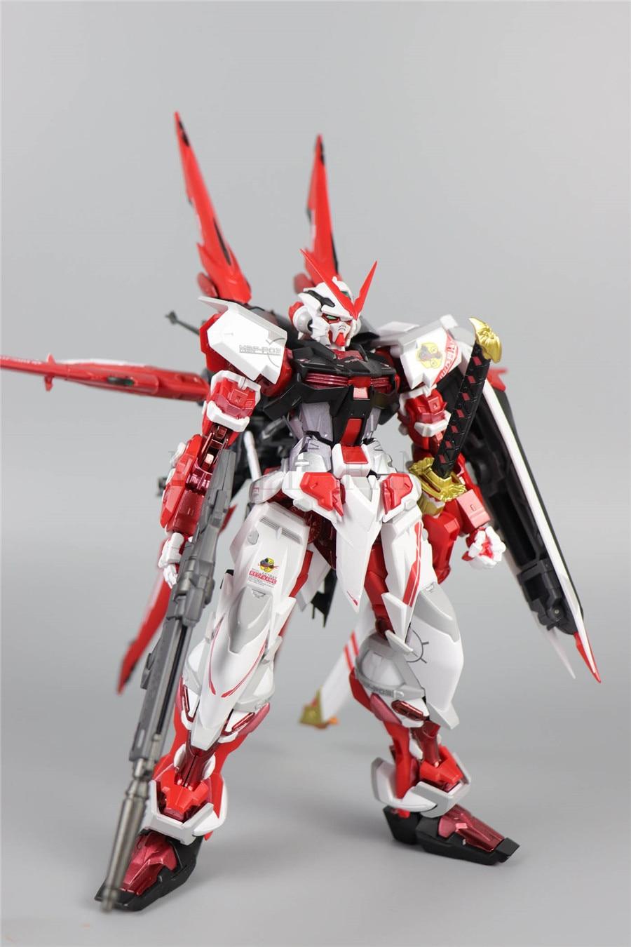 Metal robot metal build MB Gundam MG 1//100 Astray Red Frame gundam 18cm