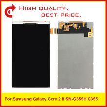 """10 יח\חבילה 4.5 """"עבור סמסונג Core 2 SM G355H G355M G355H G355 Lcd תצוגת מסך Pantalla צג 355 G355 LCD החלפה"""