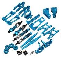 WLtoys K949 10428 A 10428 B 10428 C RC Car Spare Parts Aluminum Alloy Upgrade Accessories