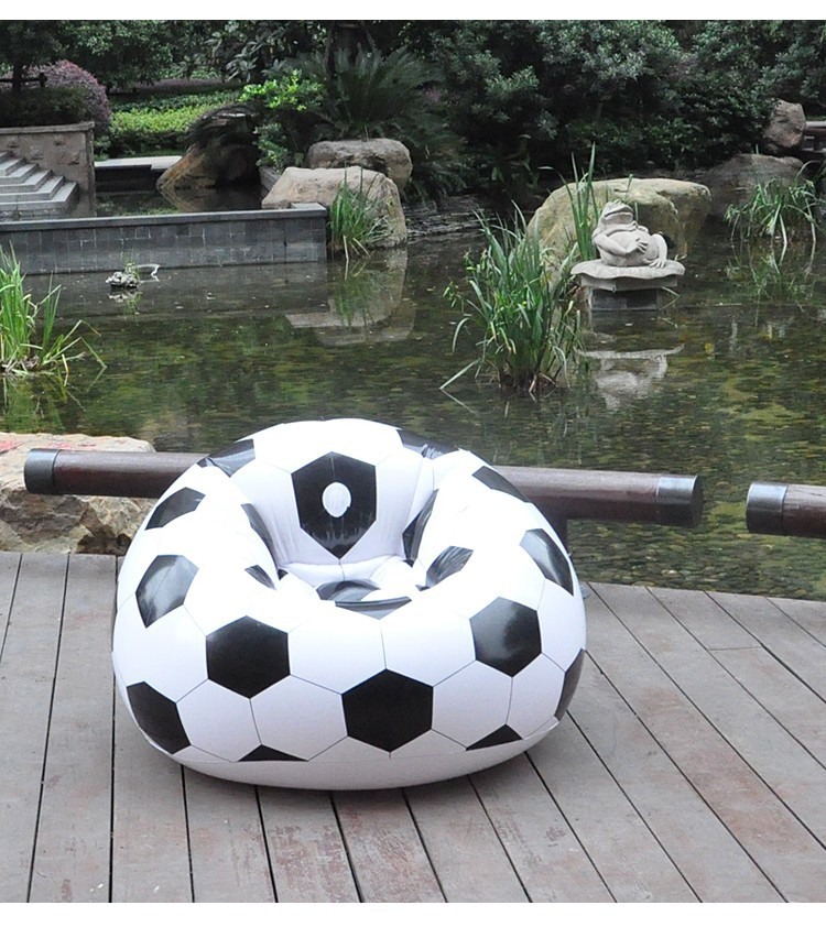 Garden Sofa inflatable sofa bed,inflatable football sofa,garden furniture,outdoor furniture,outdoor sofa,with Inflatable pump in garden мармелад 10