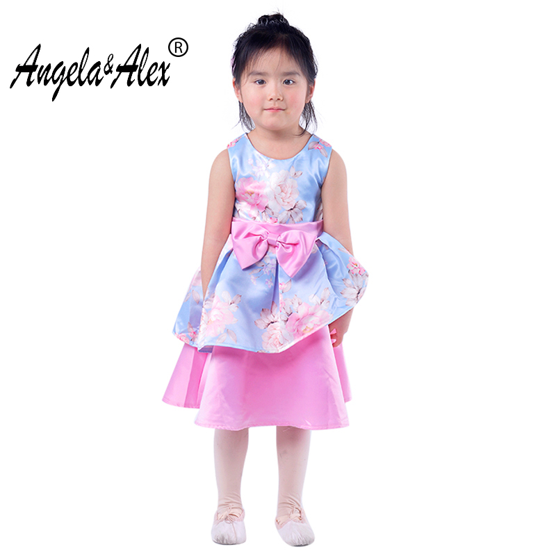 Angela y Alex chica vestido princesa bebé tutú de las muchachas del ...