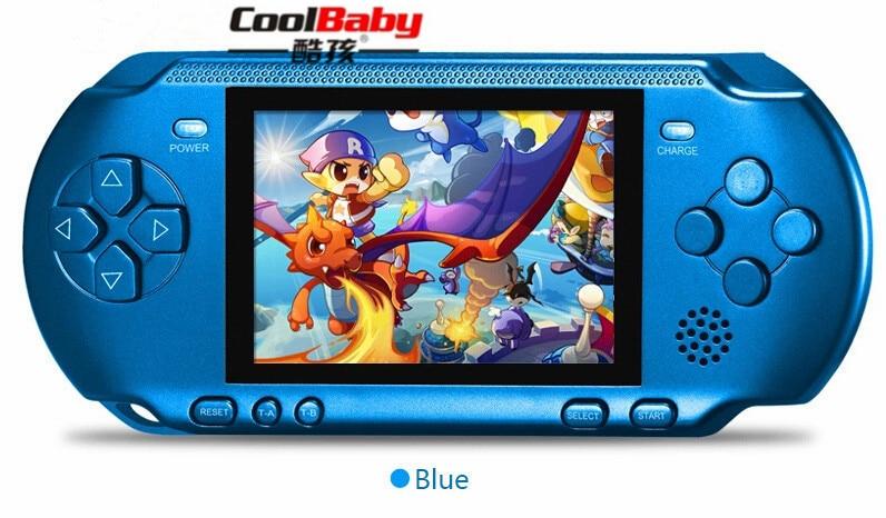 3.2inch Colorful Screen Children Classic Handheld Digital Screen Video Game