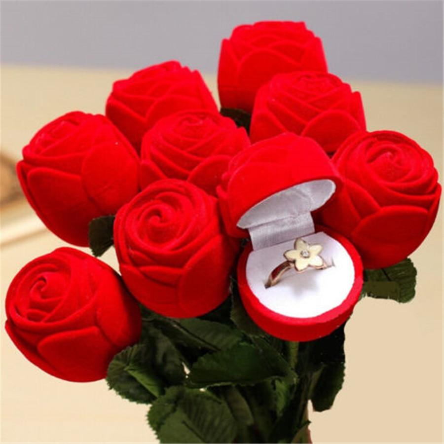 ᗕFd3309 новые бархатные розы Романтический Обручальное ...