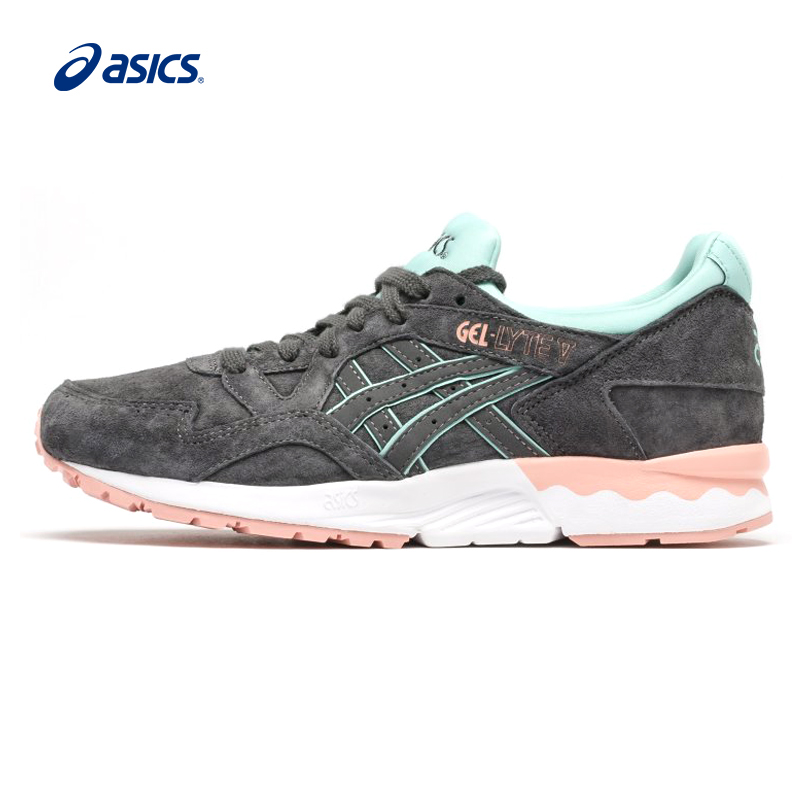 Original ASICS Women Shoes Cushioning Anti-Slippery Running Shoe Active Retro Sports Shoes Sneakers original asics gel lyte v gl5 women shoes cushioning anti slippery running shoe active retro sports shoes sneakers