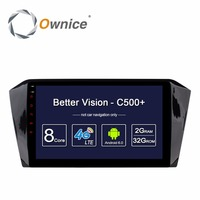 Ownice C500 10 1 Car DVD Player 8 Octa Core Android 6 0 GPS For Volkswagen