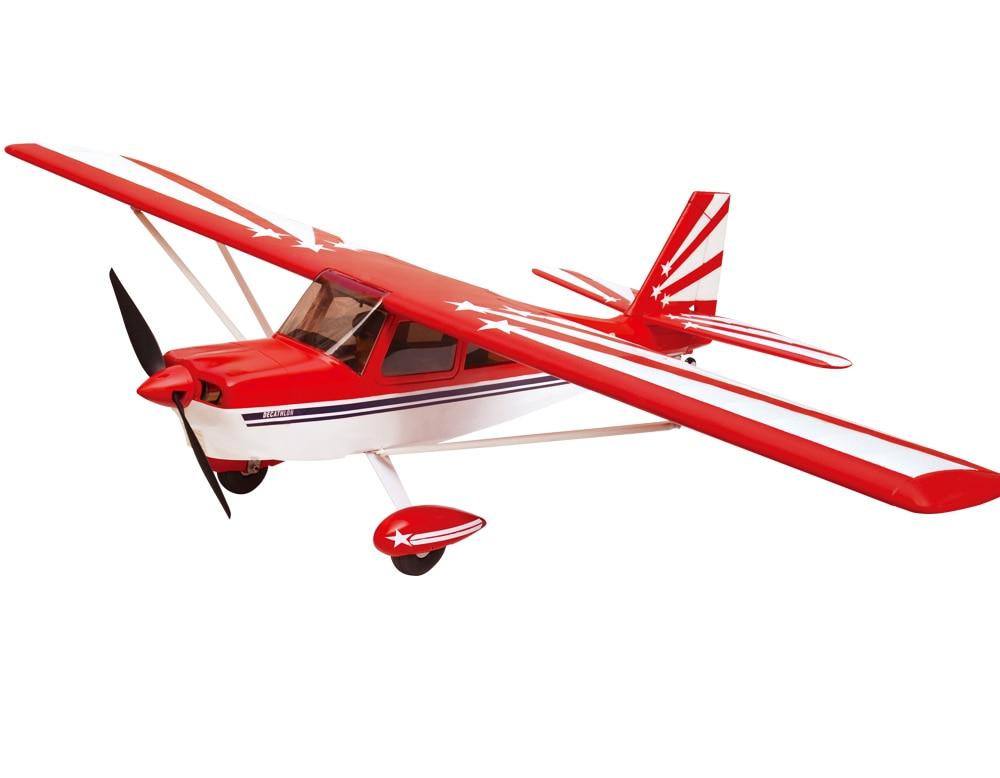 Volantex Super Decathlon RC PNP/ARF Plane Model W/ Motor Servo ESC W/O Battery volantex super decathlon rc rtf plane model w brushless motor servo esc battery