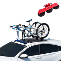 Bicycle Rack Roof Top Suction Bike Car Rack Carrier Quick Installation Sucker Roof Rack For MTB