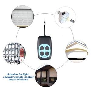 Image 5 - KEBIDU bezprzewodowy 433.92Mhz kod zdalnego sterowania klonowanie 4 przycisk dla bramy garaż drzwi Auto klucz powielacz otwieracz do butelek