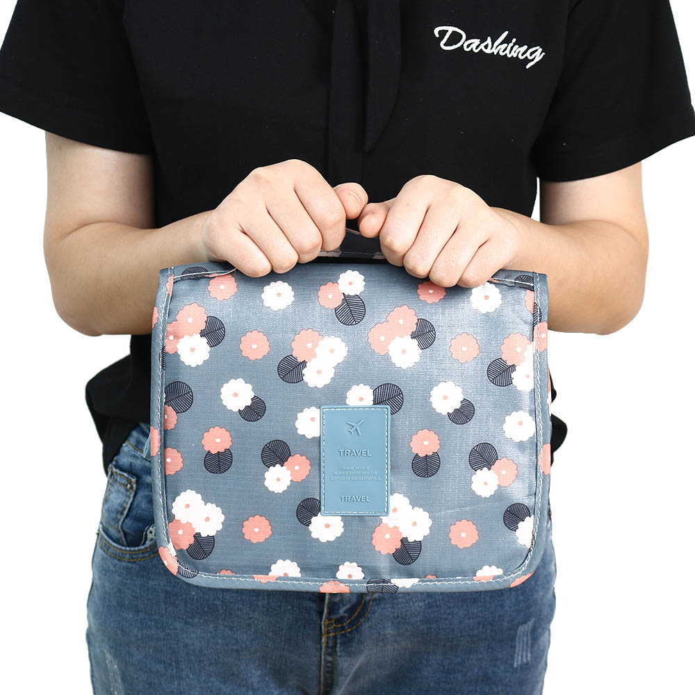 Organize-Container Hanging-Holder Travel-Bag Folding Waterproof Portable Wash 1PC Toiletry-Kit