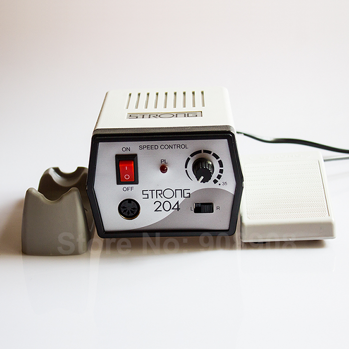 Miniatuursed elektrilised tööriistad, tugev 204 MICROMOTOR H102S, - Elektrilised tööriistad - Foto 4