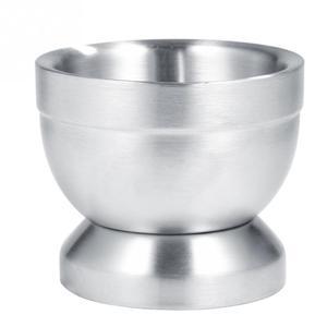 Image 3 - Stainless Steel Mortar Pestle Set Pugging Pot Garlic Spice Grinder Pharmacy Herbs Bowl Mill Grinder Crusher Kitchen Tool
