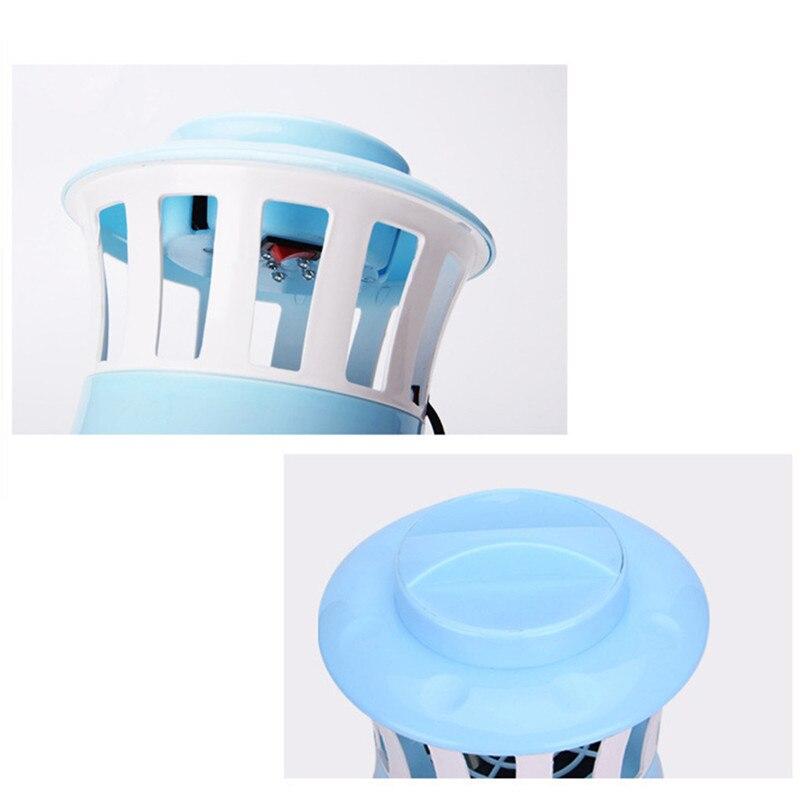 5V USB Mosquito Killer Lamp Insect Fly Bug Zapper Trap Pest LED Control UV LED Light Long Life Sevice 10x20cm 40AP54