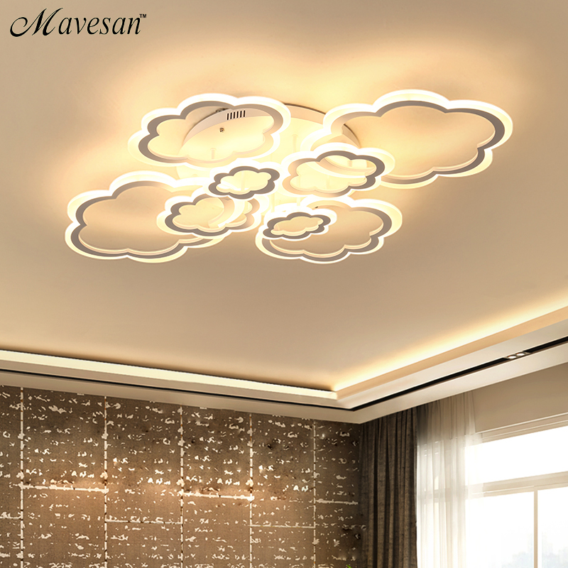 Remote control dimming led ceiling lights lamp for living room bedroom deckenleuchten modern led ceiling lights lighting fixture black white modern led ceiling lights for living study room bedroom rectangle remote control dimming luxury ceiling lamp fixture