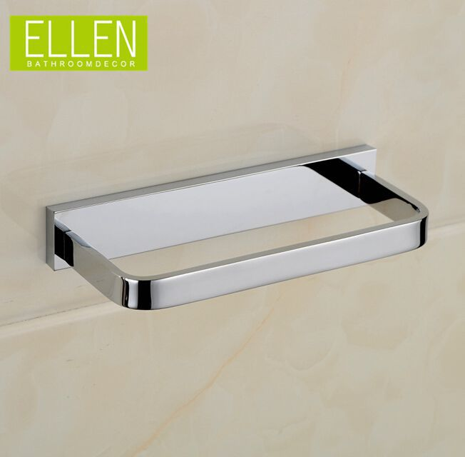 aliexpresscom buy solid brass towel ring square towel holder for bathroom accessories from reliable rings lord suppliers on ellen homedecor official