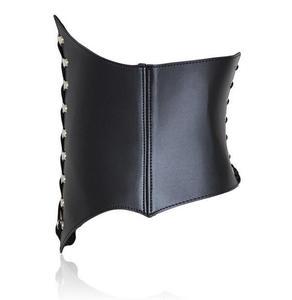 Image 4 - Waist trainer hot wide waist trainer corset leather Slimming Belt Shaper body shaper slimming modeling strap Belt Slimming Corse