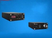 1 mw 87 109 MHZ Stereo PLL FM MP3 verici Mini Radyo Istasyonu + güç kaynağı + Anten