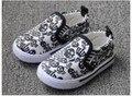 Свободный корабль моды цветочный череп подходит 1-4 лет дети новорожденных мальчиков девушки детская обувь первые ходоки