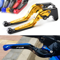 BXMOTO Adjustable Brake Clutch Levers Parts For Yamaha FZ8 2011 2012 2013 2014 2015 Motorcycle CNC
