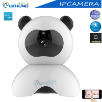 Wthung Wifi IP Camera PTZ Full 2MP HD 1080P CMOS Sensor Support SD Card Max64G IR