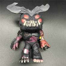 Games Doom Cyberdemon Action Figure Vinyl Action Collectible Model Toy for gift no box цена